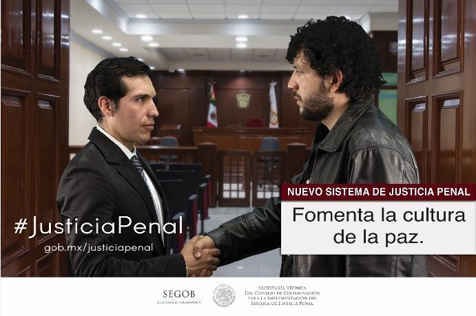 Nuevo Sistema de Justicia Penal Acusatorio