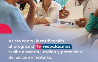 Programa #TeRespaldamos en Ameca