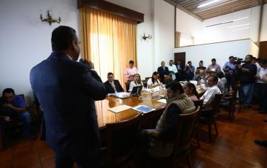 Junta de Coordinación Política del Congreso en Estado de Jalisco.