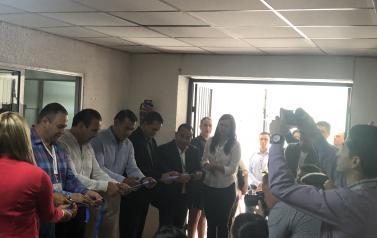 Reubicación de la oficina de la Procuraduría Social en Tlajomulco de Zúñiga.