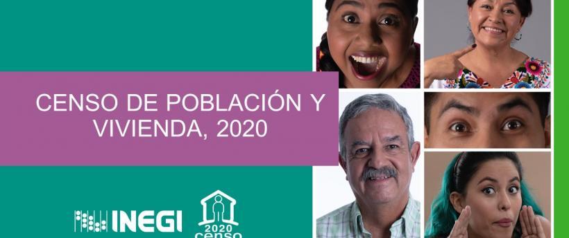 Censo de población y vivienda 2020